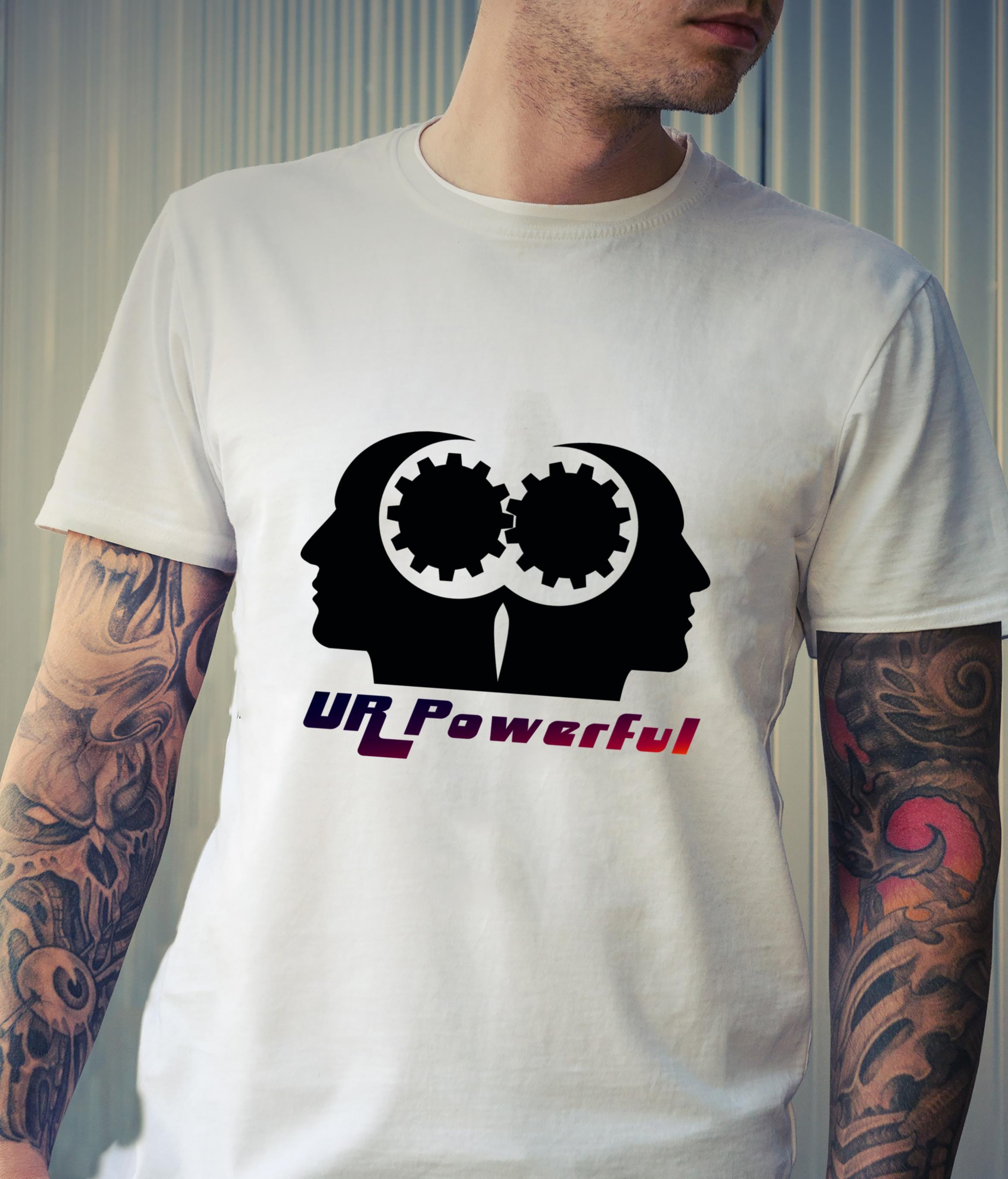 UR Powerful You Are Powerful Inspirational Shirt